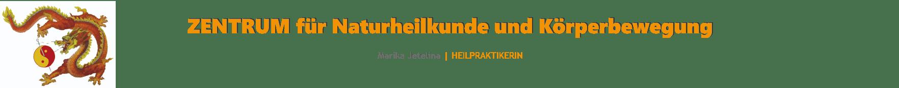 Marika Jetelina | HEILPRAKTIKERIN